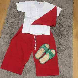 Toddler Linggo ng Wika Costume