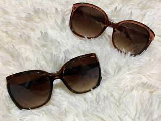 Tahari Sunglasses Plus Mango MNG Sunglasses