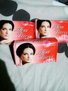 Miss Paris beauty soap