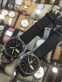 Jam tangan unisex