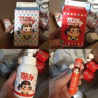 [爆款]Holika Holika Peko 牛奶妹化妝品