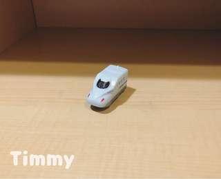 Yujin T-Art 扭蛋火車 扭蛋車 鐵路 鐵道模型 N700系 新幹線 車尾
