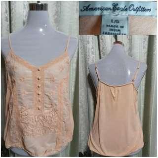 AMERICAN EAGLE  Sweetheart Neck Nice fabric (Soft fabric)  110