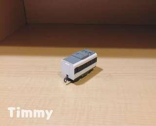 Yujin T-Art 扭蛋火車 扭蛋車 鐵路 鐵道模型 683系 中間車