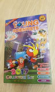 Young Scientists Level 3 (2017 Collectors' Set)