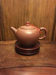 紫砂茶壺「錢順華製」