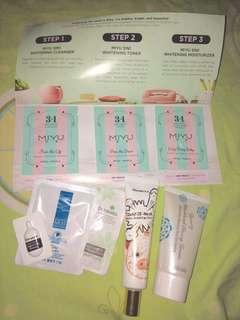 AUTHENTIC Korean Skincare Bundle