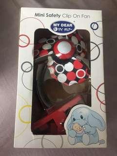 My Dear Portable Clip Fan for stroller / Pram