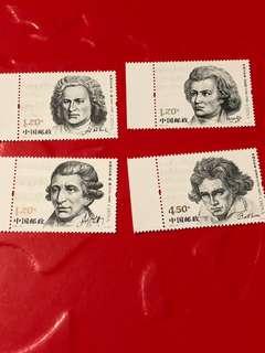 中國郵票2010-19