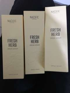 NACIFIC-FRESH HERB ORIGIN SERUM