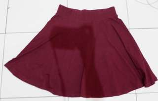 Flare Skirt by Pull and Bear