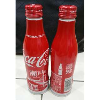 Japan coca-cola setouchi limited edition 2018