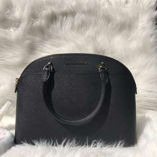 MICHAEL KORS EMMY LARGE DOME IN BLACK