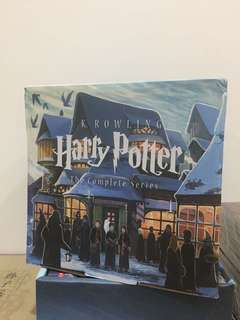JK Rowling Harry Potter Complete Set (7 books in boxset)