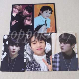 Stray kids photocard clearance predebut mixtape I am not