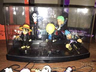 One Piece set from japan NEGOTIABLE😍