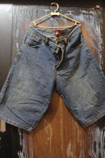 Quicksilver jeans pendek