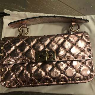 Valentino studs shoulder bag (small)