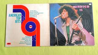 AMERICAN TOP HITS 79 ● WANTED 15 . ( buy 1 get 1 free )  vinyl record