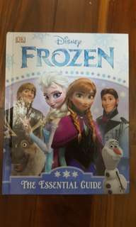 Disney Frozen ~ The Essential Guide