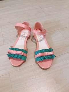 🚚 韓組女童涼鞋