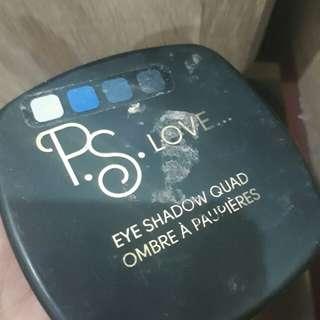 Primark P.S. love eyeshadow
