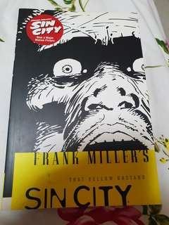 Frank Miller's Sin City - That Yellow Bastard