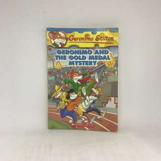 Geronimo and the Gold Medal Mystery | Geronimo Stilton #33