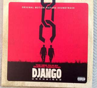 Django.  Soundtrack.  Picture vinyl Blood