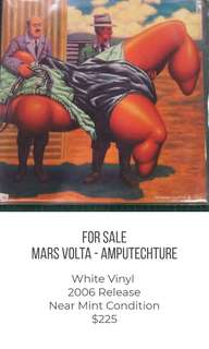 Mars Volta - Amputechture