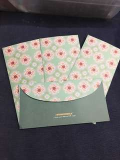 4 Sampul Duit Raya Wondermilk Flower