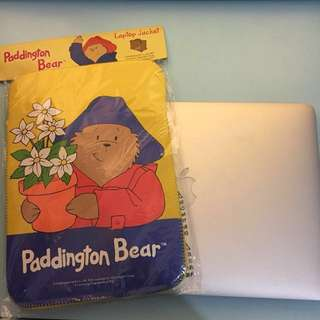 罕有Paddington Bear Tablet Jacket/ iPad 套