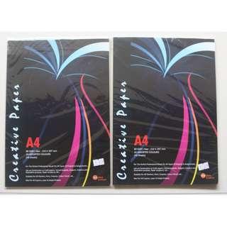 A4 Colour Paper
