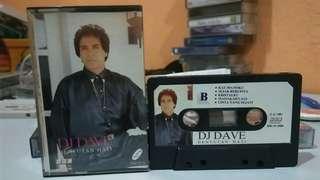 Kaset DJ Dave-Denyutan Hati (1991)
