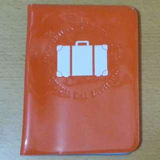 全新旅遊護照保護套