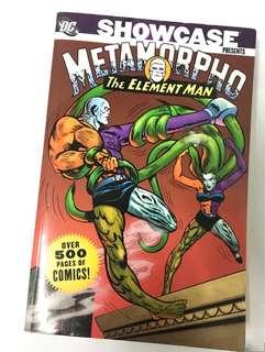 DC Comic Metamorpho The Element Man