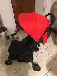 Mountain buggy ®嬰兒推車