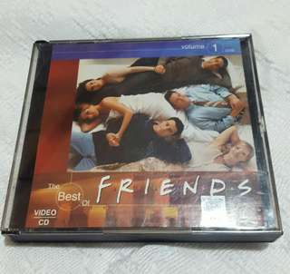 The Best of Friends VCD