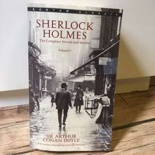 SHERLOCK HOLMES (the complete novels and stories) VOL 1