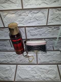 VS coin purse/ card holder