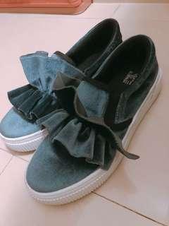 平底鞋 slip on twist