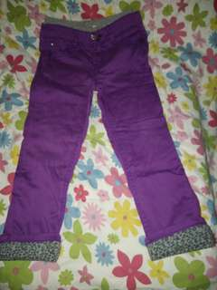 Lee pants