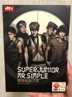 Super Junior Mr. Simple 韩国超级少年