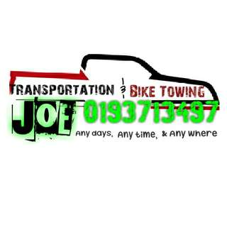 Bike Towing & Transportation