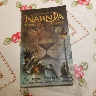 The chronicles of Narnia The lion, the witch and the wardrobe