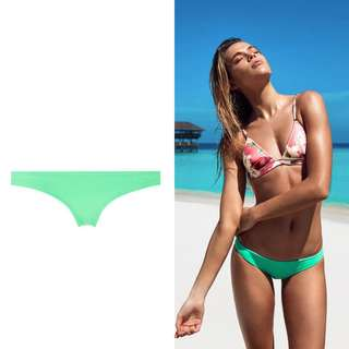 [Sale] Triangl Missy Young Hearts inspired Mint bikini bottom