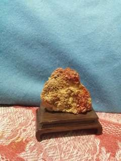 Crystal or Mineral or Stone display