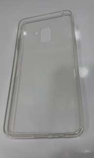 Samsung A8+ 全新軟膠壳