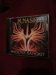 CD M Nasir. Phoenix Bangkit. First pressing
