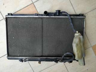 Honda Accord SV4 Radiator with spare tank